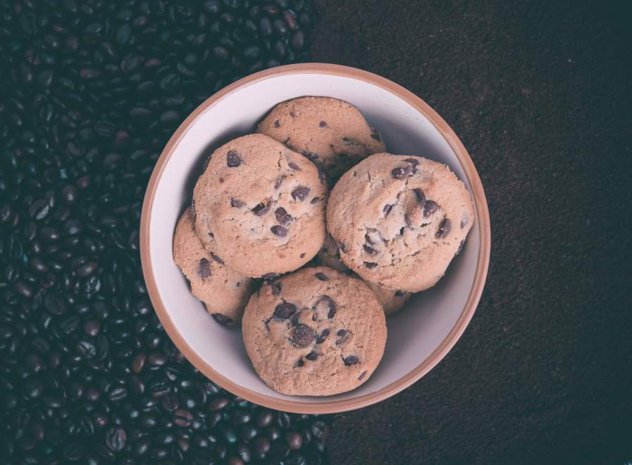 receita de cookies simples