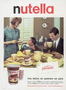 história da nutella